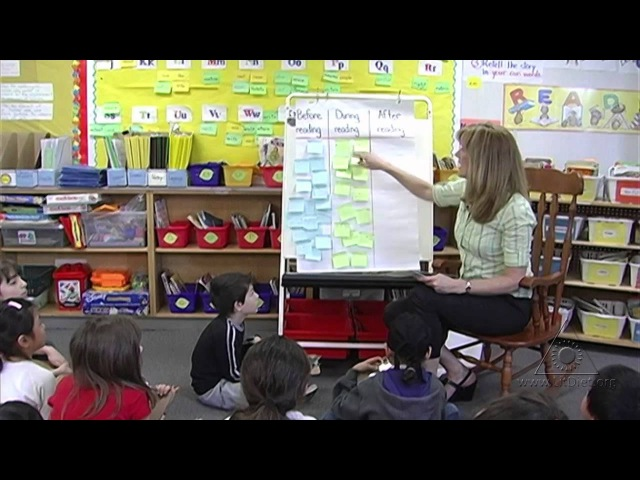 Before, During and After Questions: Promoting Reading Comprehension and Critical Thinking