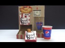 Amazing! How to make Fried Chicken and Pepsi Vending Machine for Price $ 1