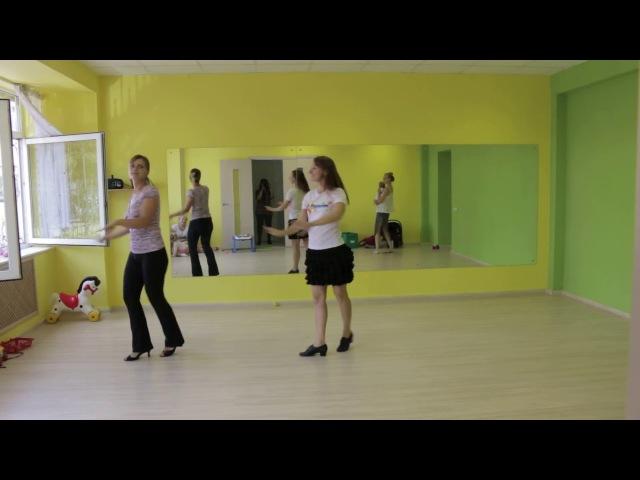 ВИДЕО СО СПИНЫ Танцы_Объединяют 2017 Всероссийский флешмоб для мам