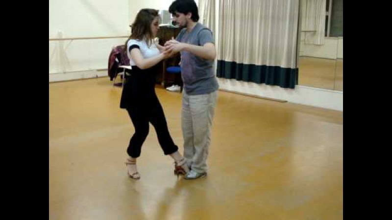 Ariadna Naveira Fernando Sanchez Tango workshop in New Zealand