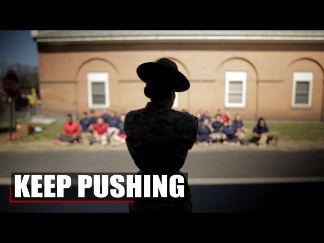Keep Pushing | Forging the Next Generation of Female Marines