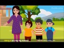 Vedika: Sanskrit Rhymes - 2 (वर्णमाला-गीतम् २)