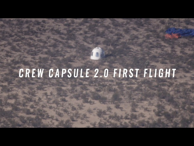 Новое испытание ракеты New Shepard » Freewka.com - Смотреть онлайн в хорощем качестве