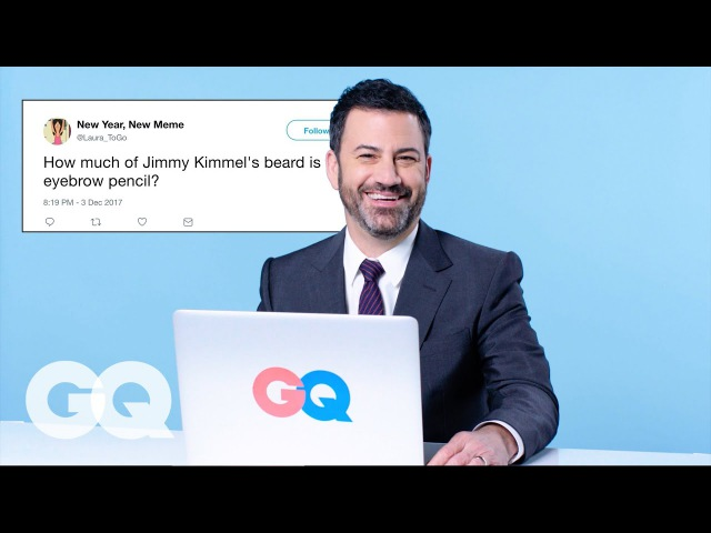 Jimmy Kimmel Goes Undercover on Reddit, Twitter Wikipedia | Actually Me | GQ
