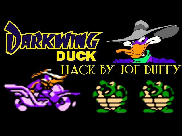 Darkwing Duck (Hack by Joe Duffy 2017) (Прохождение от Joe Duffy)