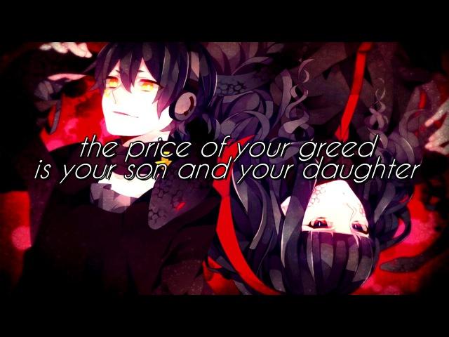 「Nightcore」→ Blood Water