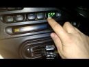 Бортовой компьютер штат на Chevrolet Niva