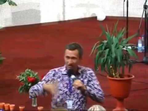 Дмитрий Лео Молитва исцеления в Питере IMBF.ORG