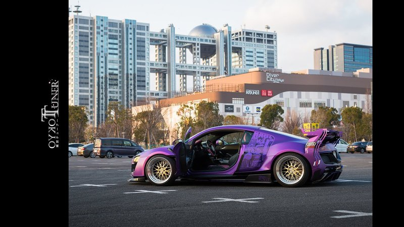 Owner's Spotlight Ohara San's One Off Widebody R8