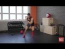 6 упражнений имитирующих катание хоккеиста