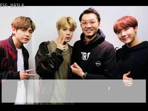 [RUS SUB][180324] BTS J-Hope, Jimin, V Interview on FM802 Bintang Garden Japanese Radio