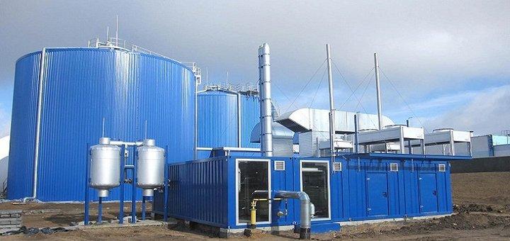 Биогазовый комплекс в Барановичах