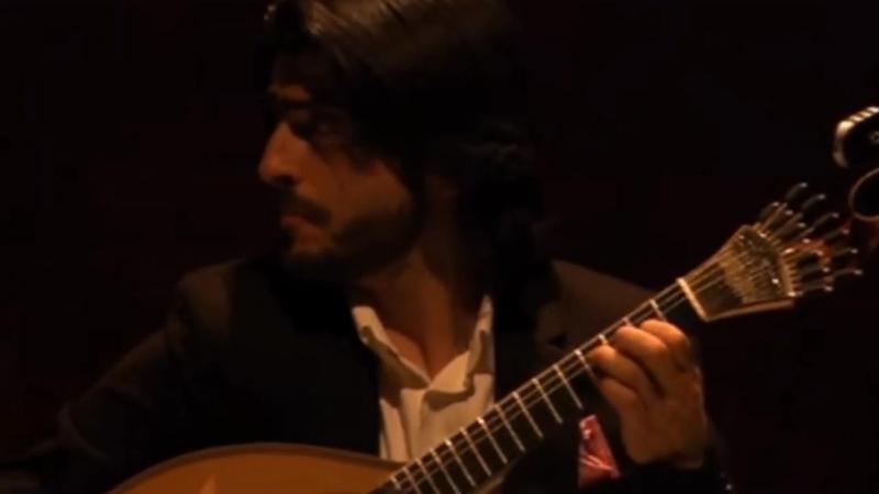 José Manuel Neto . Luís Guerreiro Pedro Castro . António Chainho - guitarra portuguesa