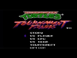 TMNT Tournament Fighters Beyond NES