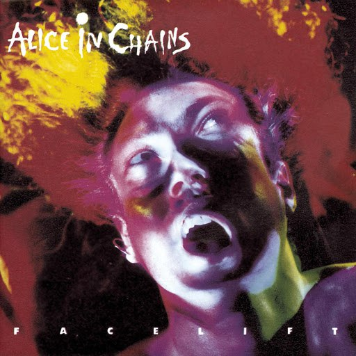 Alice in Chains альбом Facelift