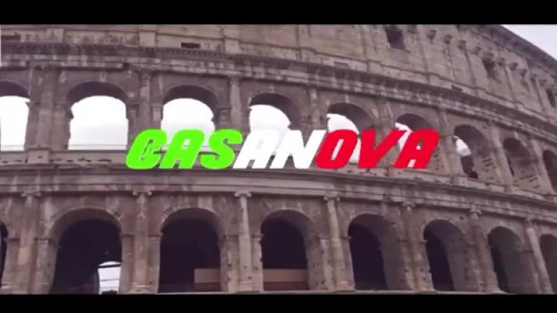 CASANOVA 90's Video Tape... Рим 04.08.2017