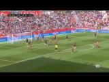 Жирона - Севилья | обзор матча