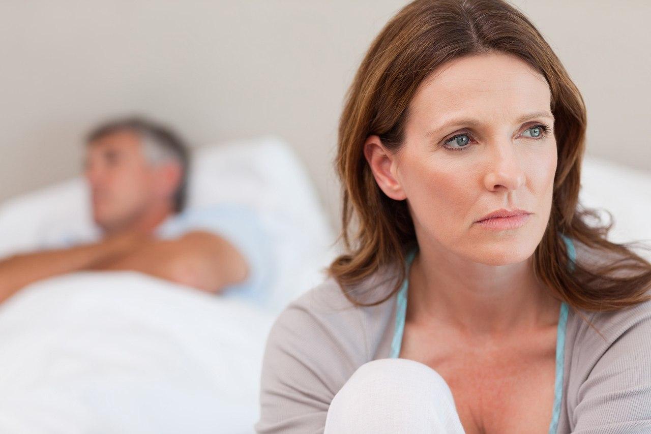 Снижение либидо в период менопаузы