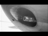B25 G Bombers w⁄ 75MM M4 Cannon on a Combat Mission WW2 USAAF Aerial Action Footage