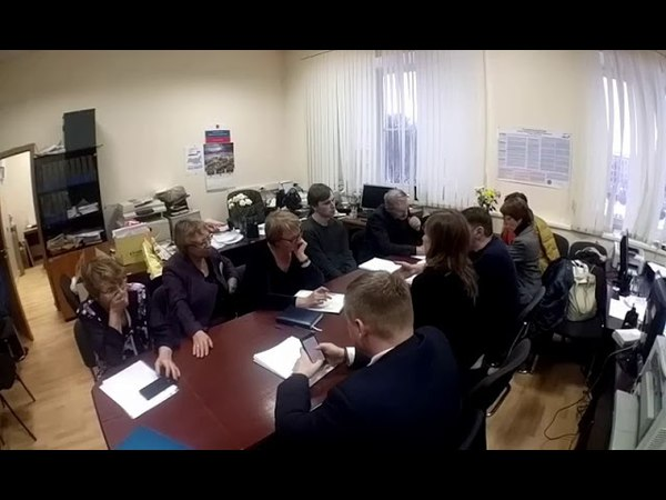 Особое мнение члена ТИК № 3 СПб Д.Б. Любарова 19 марта 2018 года