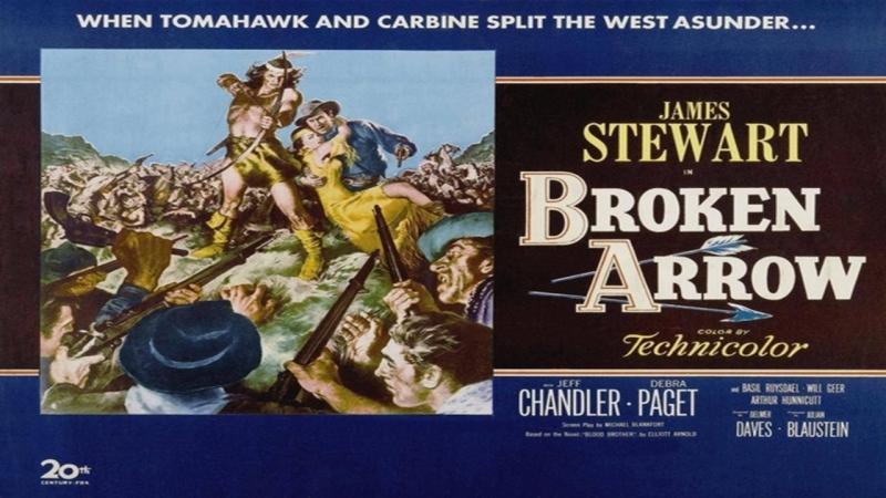 Broken.Arrow.1950.-Delmer Daves-- James Stewart Debra Paget Jeff Chandler Jay Silverheels Arthur Hunnicutt