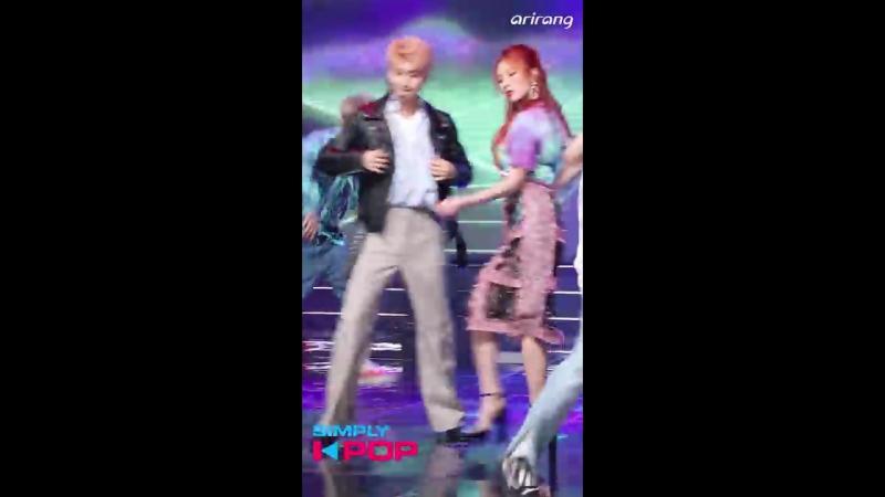 — [Fancam/직캠] Hui(후이) _ Triple H(트리플H) _ 365 FRESH _ Simply K-Pop _ 051917