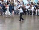 Спортивно-бальные танцы Медленный Вальс! 2017.г.