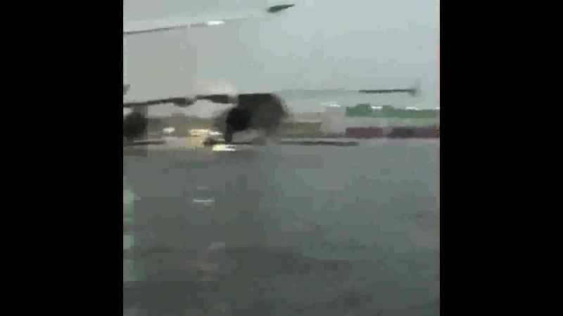 Aeropuerto Internacional de Miami (LAX) Inundado por el Huracán Irma