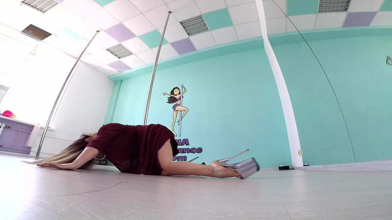 Alena Pona Exotic Pole Dance Linkin Park