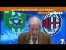 Ludogorets Milan 0 3 i gol con Tiziano Crudeli 15 02 2018
