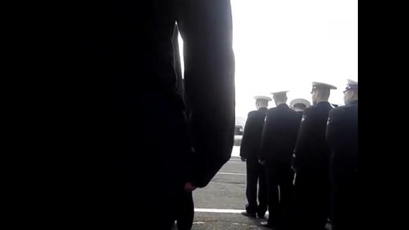 Суровый адмирал или Героические подводники. Такой вот инструктаж