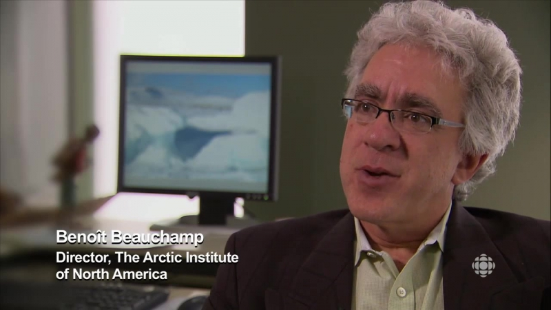The Nature Of Things Collection 3 - 01of12- Arctic Meltdown Changing World- 720P HDTV - ArabHD Net