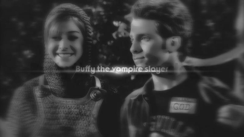 ● Buffy the Vampire Slayer ● The male gaze