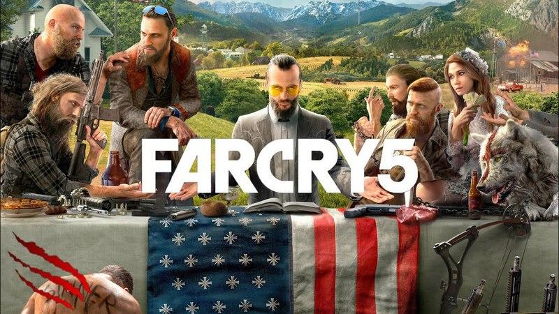 [PS4Pro] Far Cry 5 3/1 Продолжаем освобождать это мир от нечести
