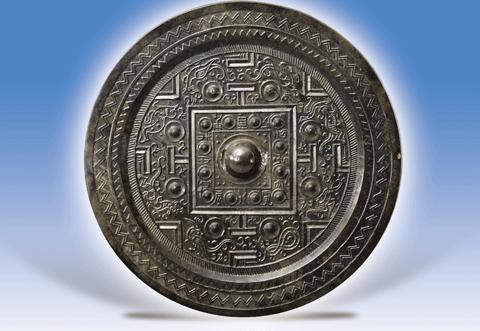 китайские бронзовые зеркала