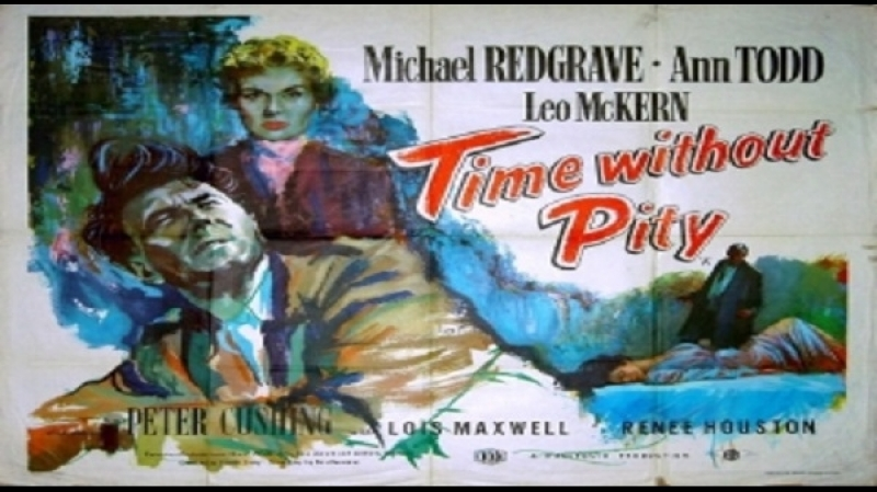 1957 Joseph Losey -Time Without Pity - Michael Redgrave Ann Todd Leo McKern Peter Cushing