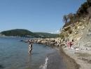 Краснодарский край Пос.Джубга.Пляж Черное море.Сентябрь 2012г.