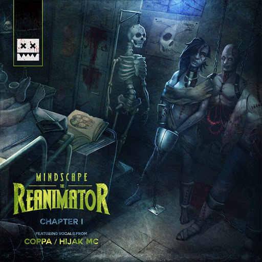 Mindscape альбом Reanimator - Chapter I