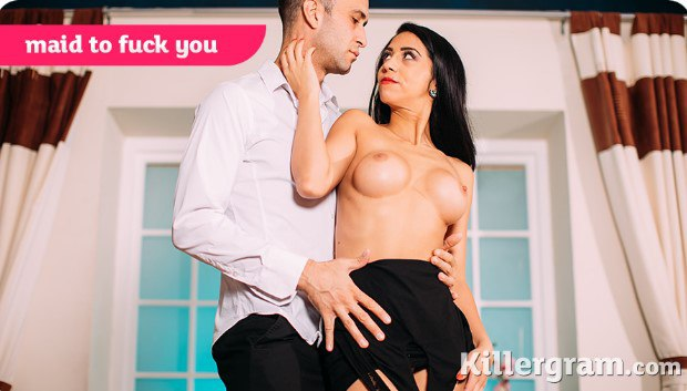 Killergram - Maid To Fuck You