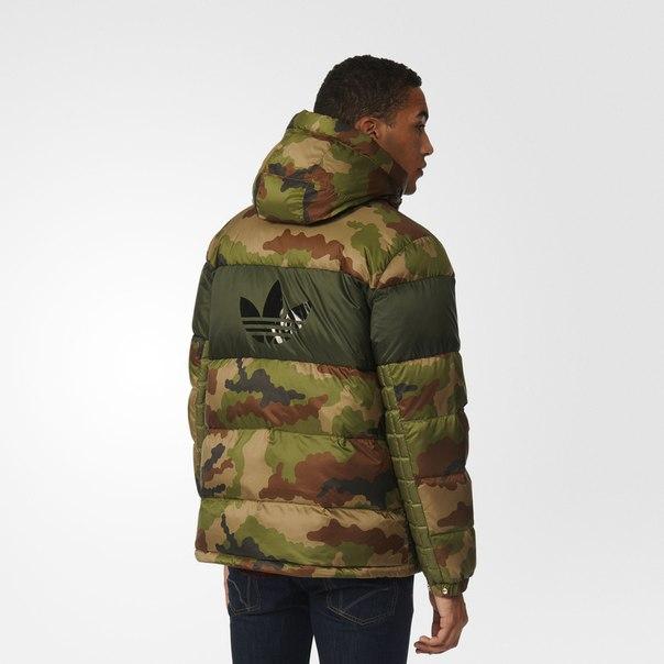 Куртка  ID96 DOWN CAMO