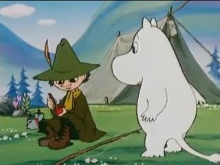 Moomins 13 - El ultimo dragón