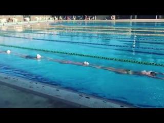 Паровозик ))))) Плавание