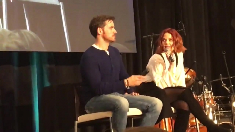 Colin: I was too scared to prank Jen.