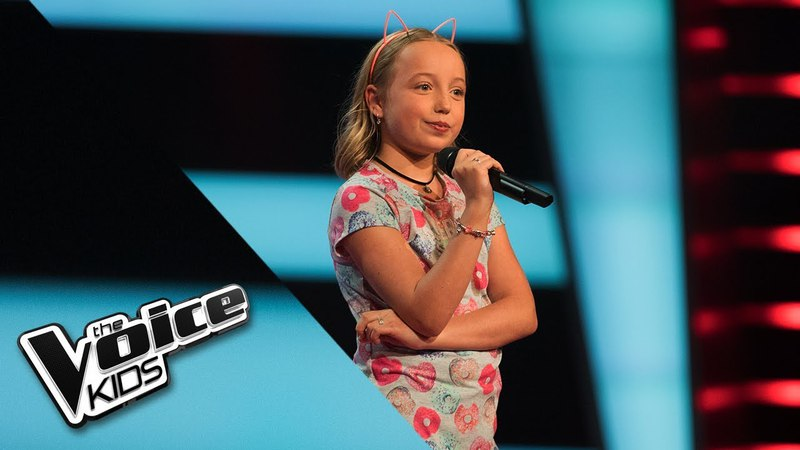 Cloë – Leef | The Voice Kids 2018 | The Blind Auditions
