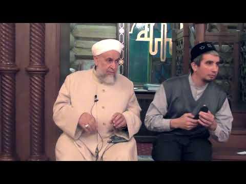 Шейх Абдур Раззак ас Са'ди в мечети Казан Нуры 23 03 2018 урок Чудеса пророка Мухаммада сгс