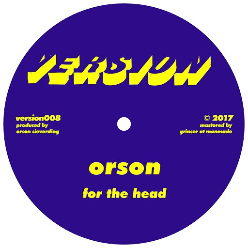 Orson альбом For the Head / The Past Is a Dream