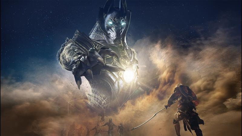 Assassin's Creed: Истоки Уровень сложности Кошмар