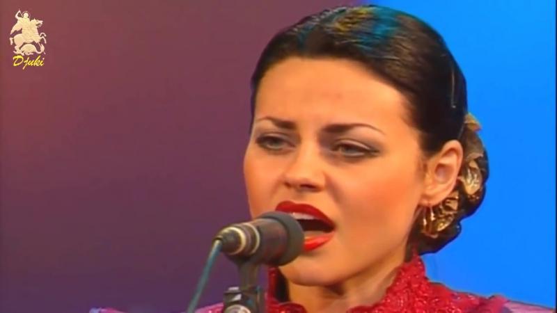 Кубанский казачий хор Канун Купалы солистка Марина Гольченко