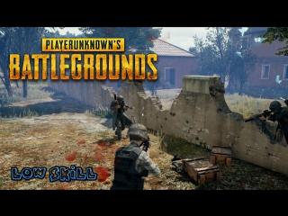 Челлендж рандомный Сквад тащит в топ 10 ранк PlayerUnknown's Battlegrounds