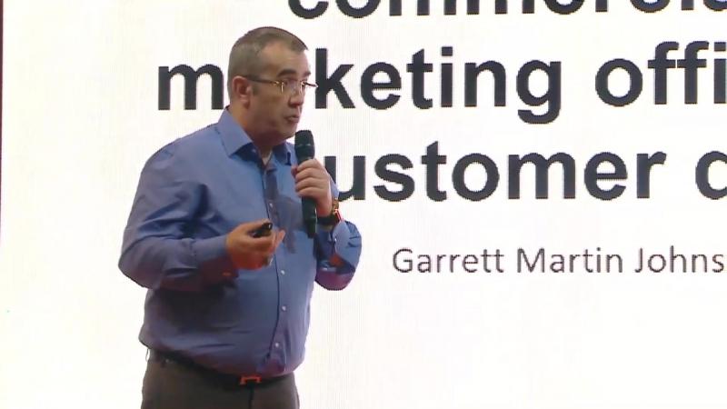 Гарретт Джонстон- что такое директор по клиентам